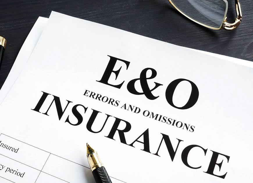 Errors and Omissions Insurance in Riverside, Los Angeles, and Anaheim